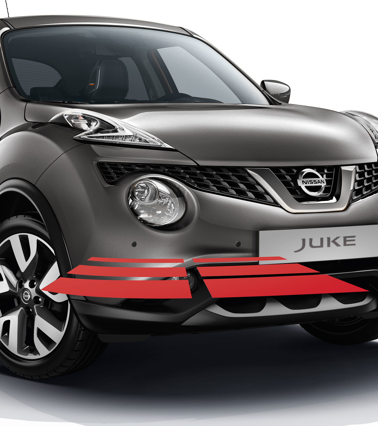 2018 Nissan JUKE front and rear parking system