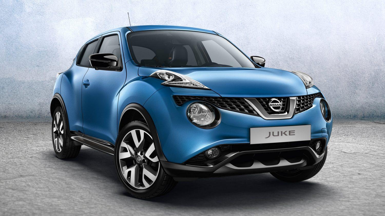 Nissan JUKE 2018: комплект Premium Black