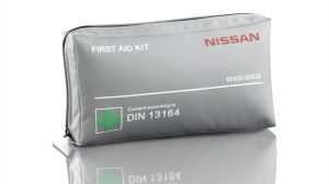 2018 Nissan JUKE first aid kit soft box