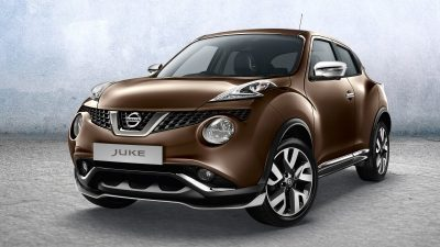2018 Nissan JUKE chrome pack