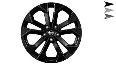 2018 Nissan JUKE 18 inch alloy wheel KAMI black