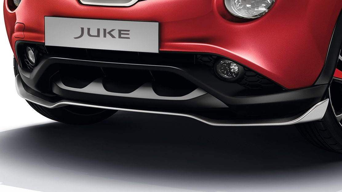 Nissan JUKE 2018 plaque de finition avant