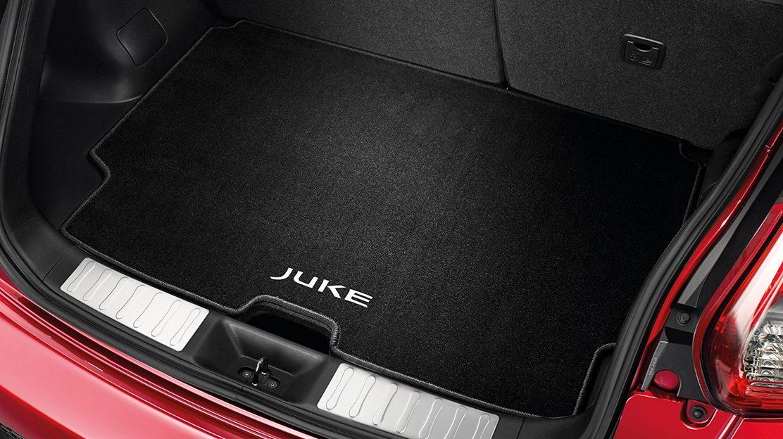 Nissan JUKE 2018: коврик в багажник