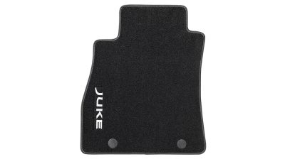 2018 Nissan JUKE velours mat black with white logo