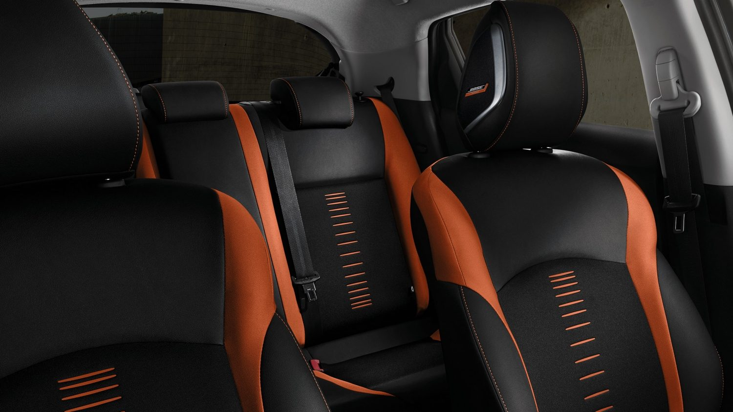 2018 Nissan JUKE energy orange trim