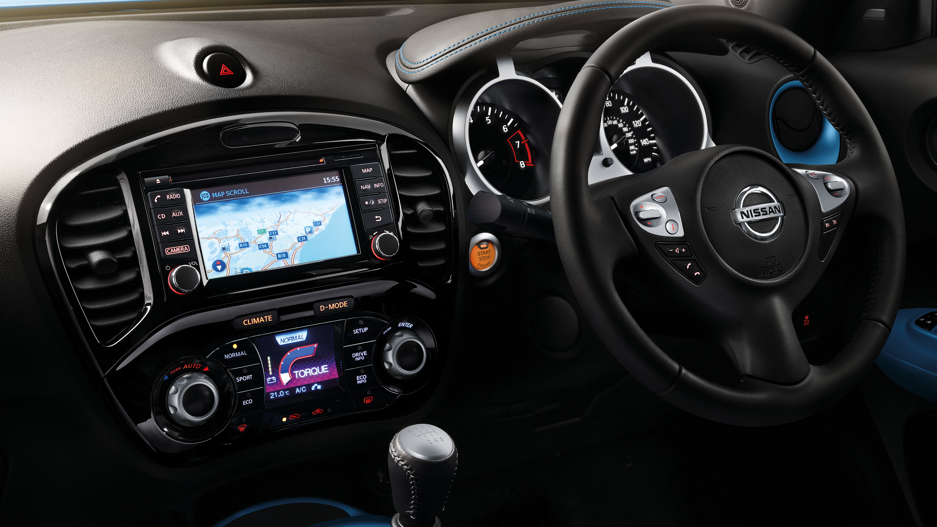 Design - Interior and exterior - 2018 Nissan JUKE | Nissan