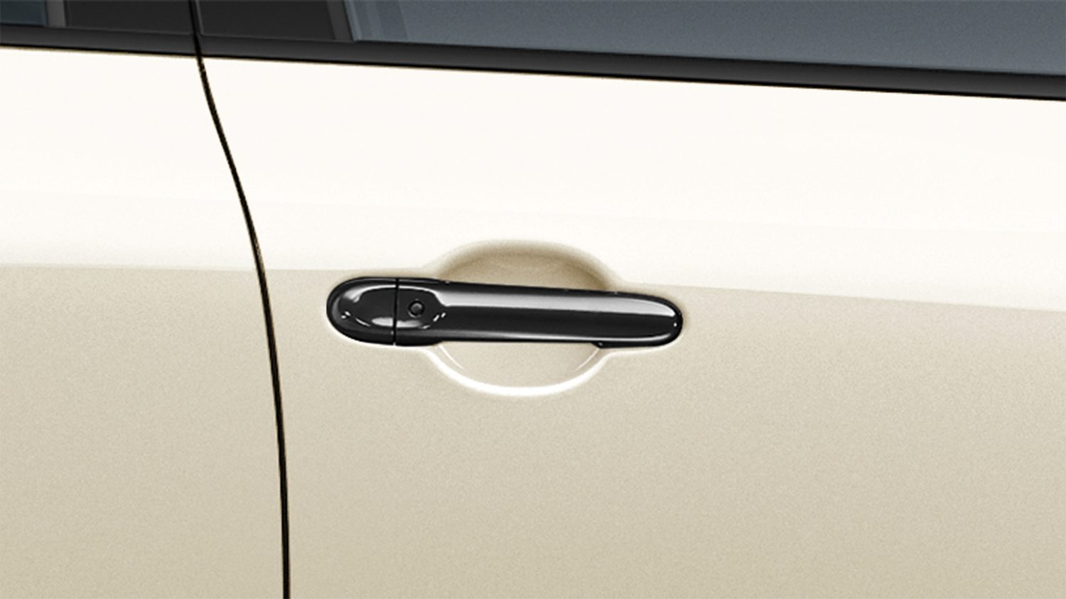 Nissan Juke - Dynamic pack - Door handle covers