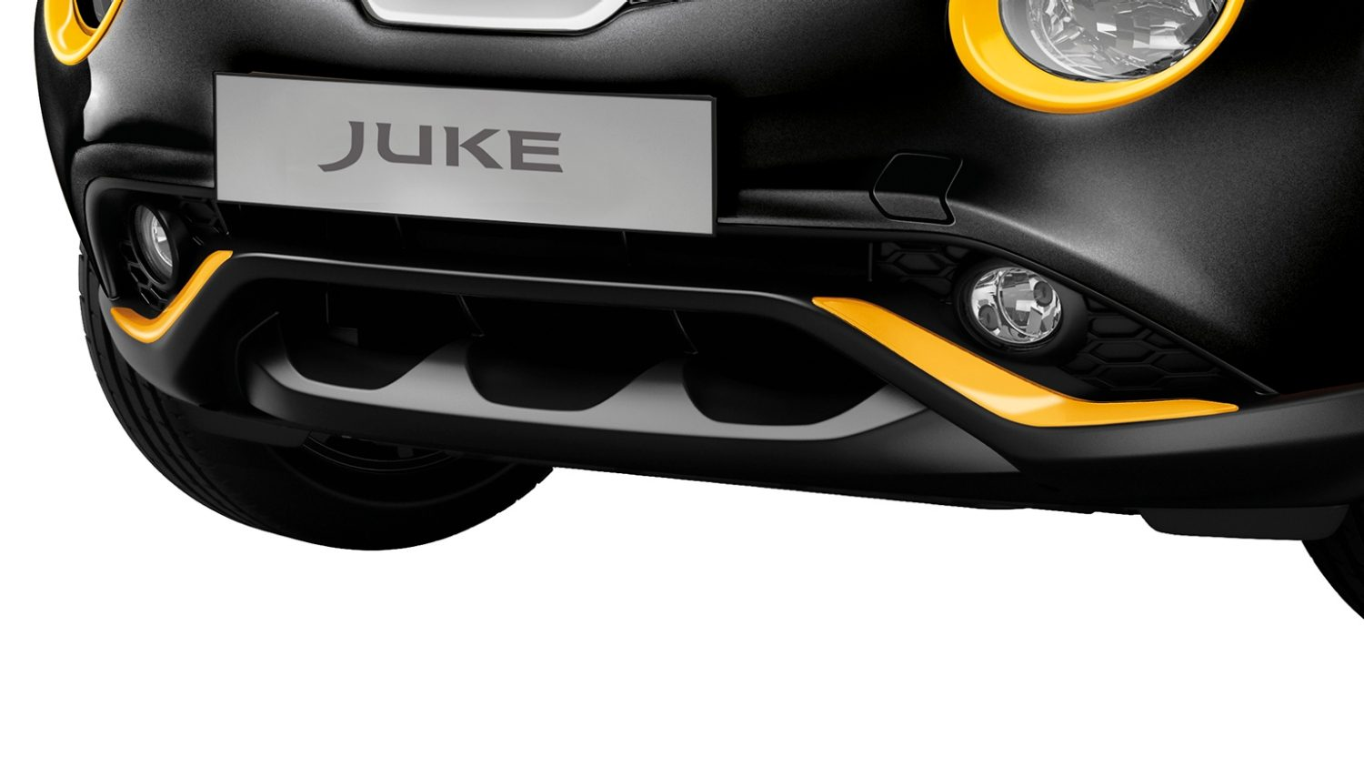 NISSAN Juke - Exterior pack - Front bumper lower panel