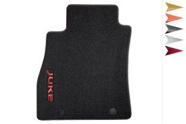 Nissan Juke - Personalisation - Velours mats detroit red