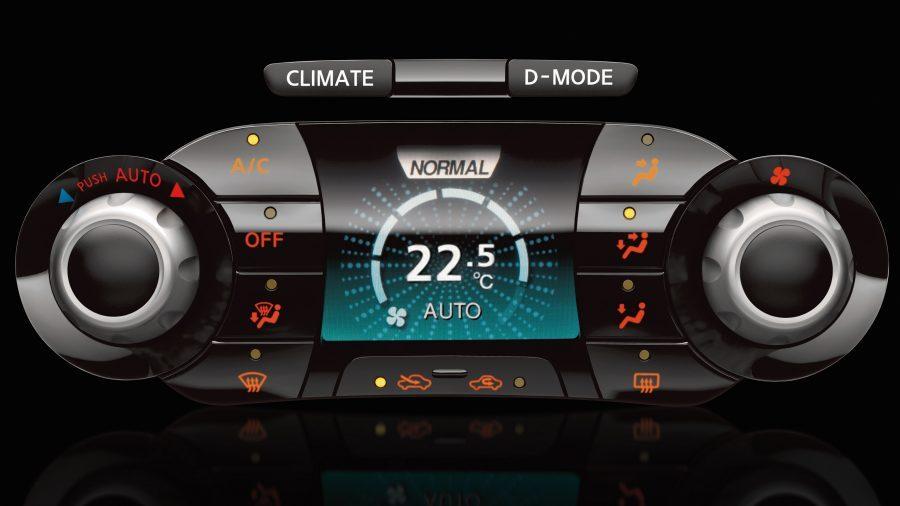 Nissan JUKE— комфорт— система динамического изменения настроек автомобиля