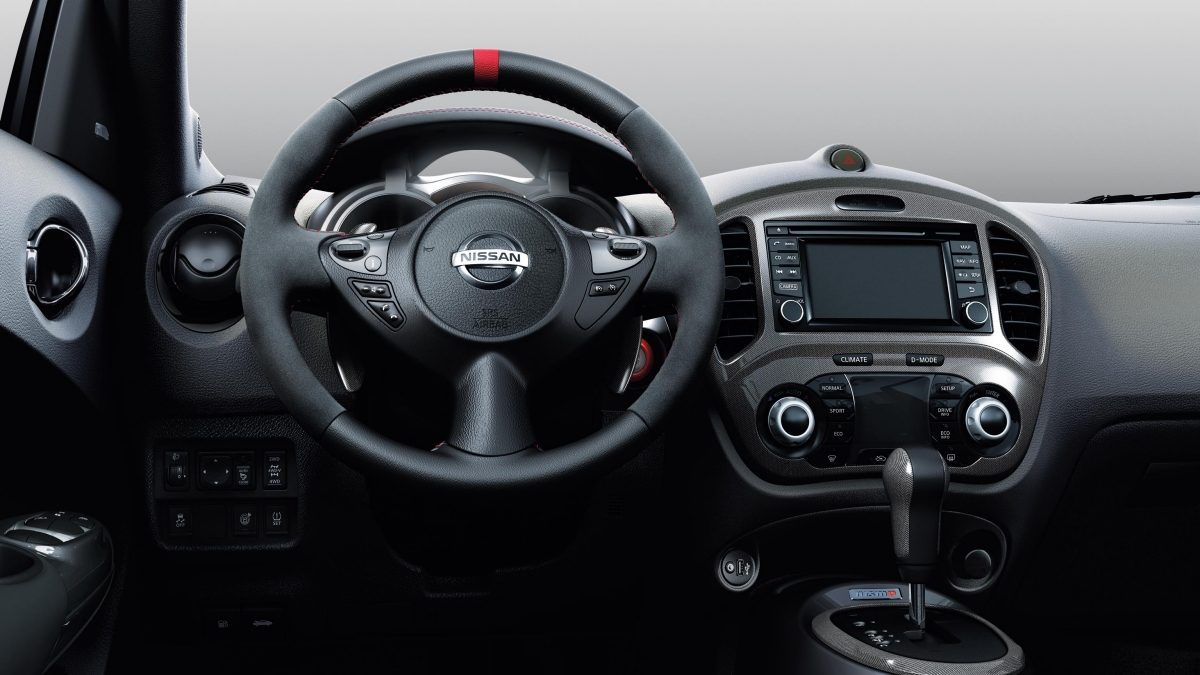 NISSAN JUKE NISMO RS – Transmission Xtronic