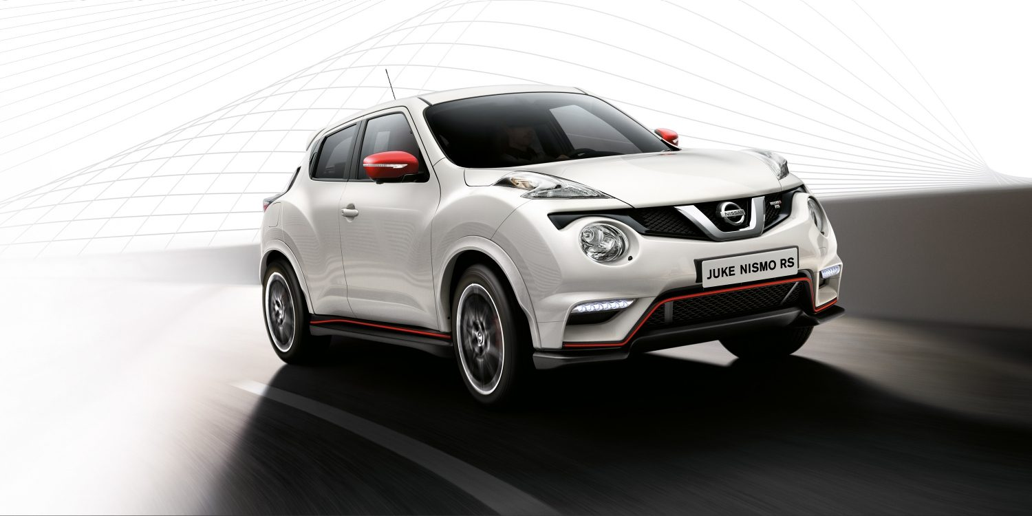 Superior Nissan Juke NISMO RS Solid ...