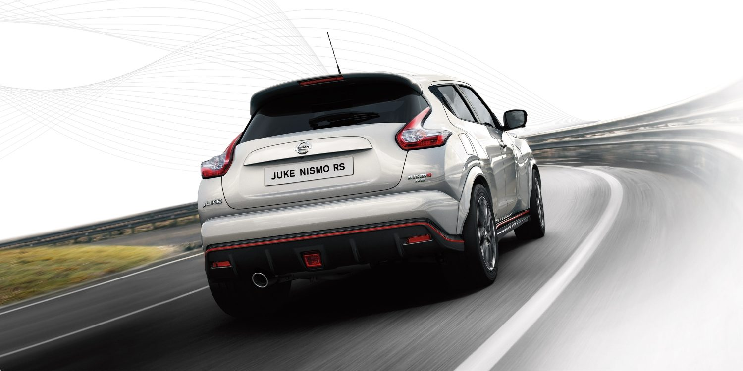 NISMO | Nissan Juke | Small SUV on the road