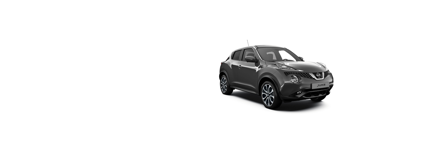 Nissan Juke - Dark Metallic Grey