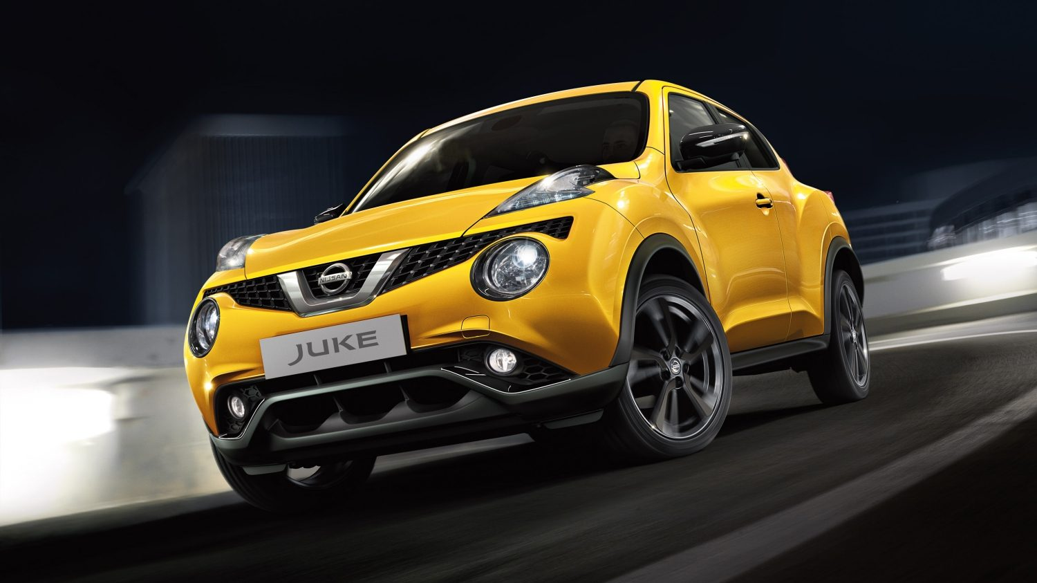 Nissan Juke | Small SUV on the road