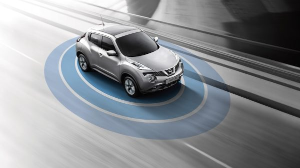 NISSAN JUKE SAFETY SHIELD FÜR 360° SICHERHEIT