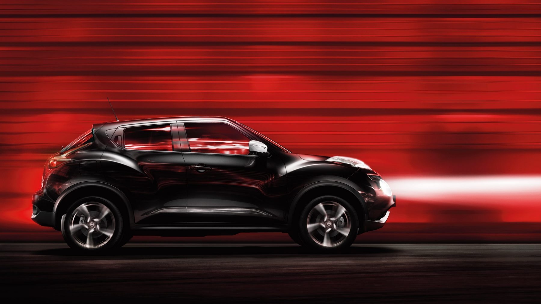 Nissan Juke - profile view