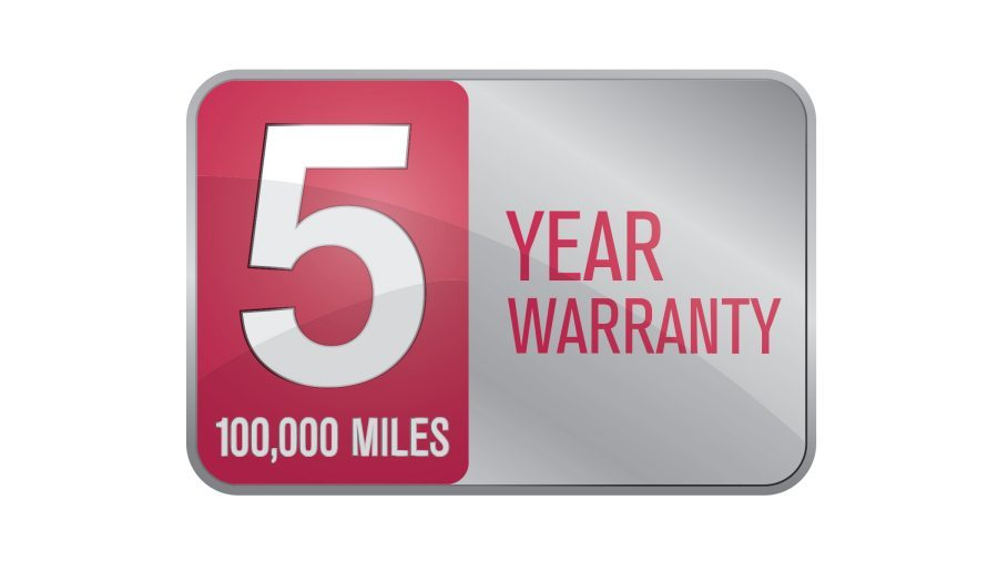 Nissan NV400 - 5 years warranty