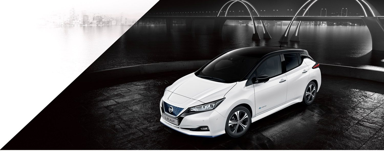 Keep In Touch About The New Nissan Leaf Nissan