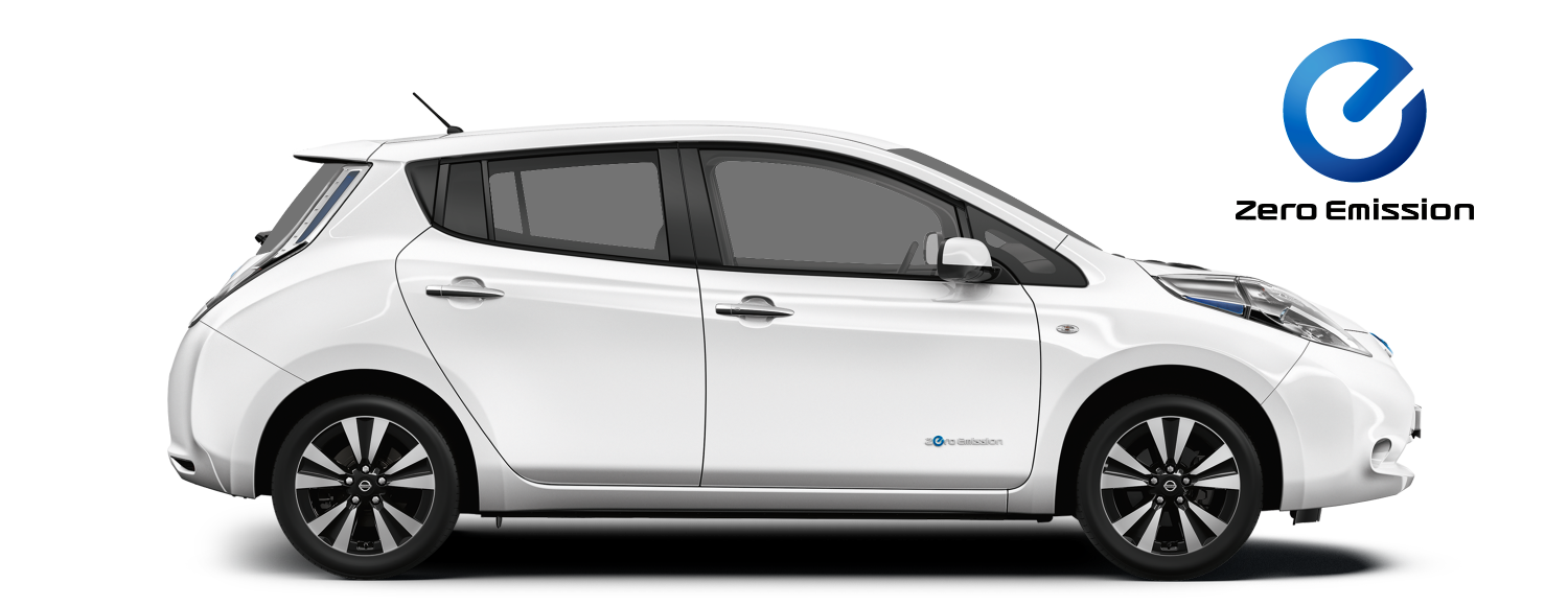 Nissan LEAF, electric car