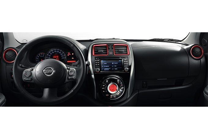 Nissan Micra - Trend pack - Interior inserts