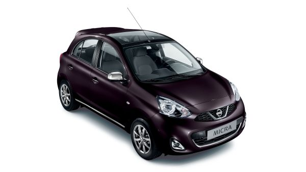 Nissan Micra - Panoramic glass roof