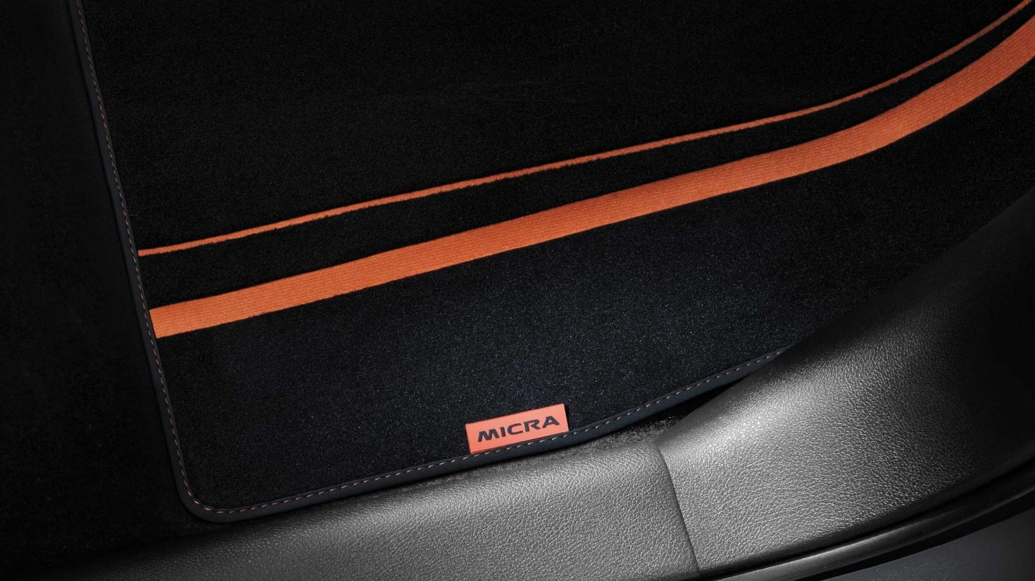 Floormats All New Nissan Micra Bose® Personal® Edition