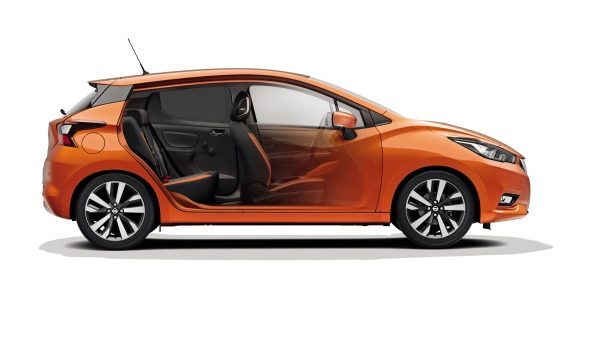 Where is made the new Nissan Micra