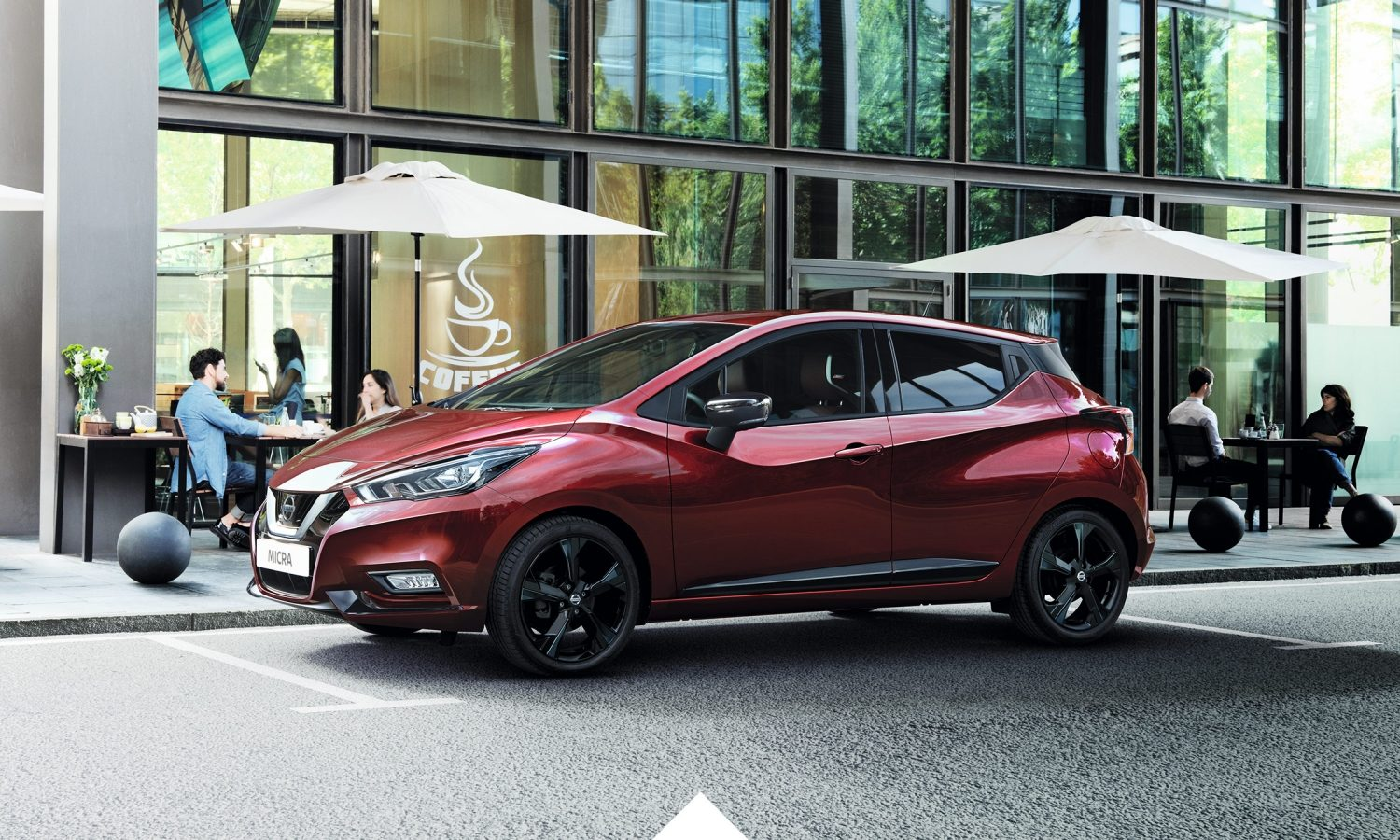 2020 Nissan Micra Pictures