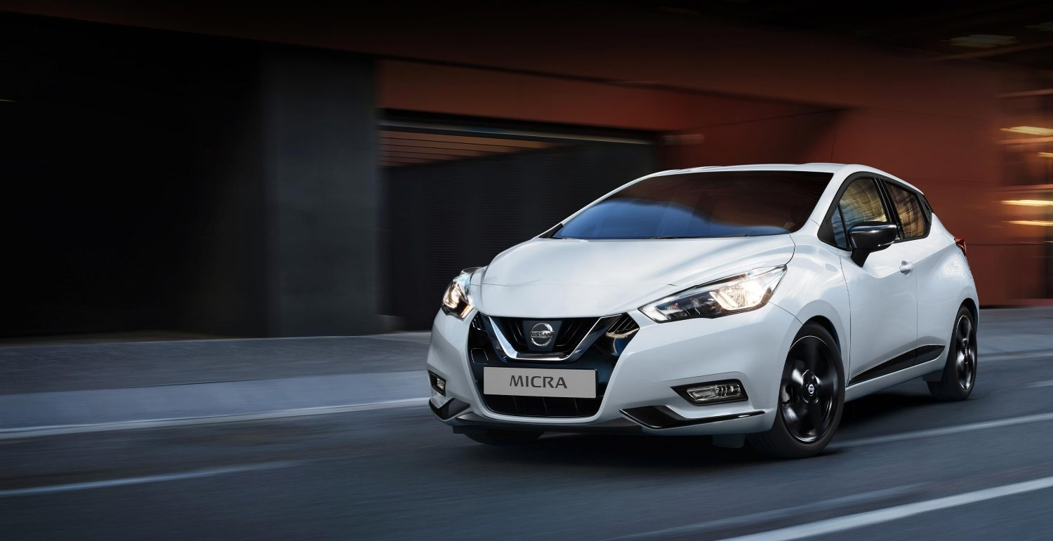 2020 Nissan Micra Exterior and Interior
