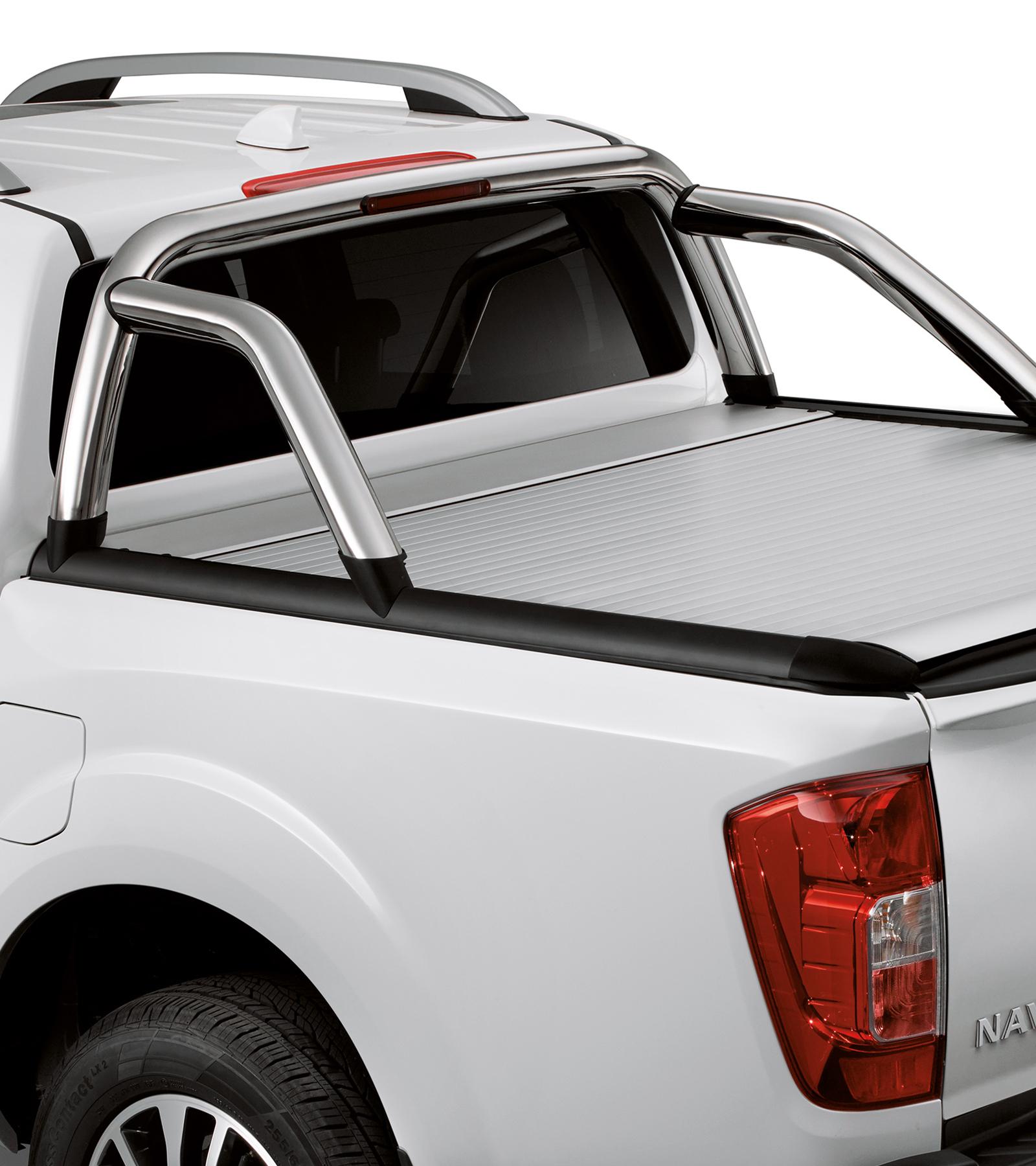 beau artisanat de qualité une grande variété de modèles Accessoires et options - NAVARA 2018 | Nissan