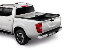 Nissan Navara roll cover double cab