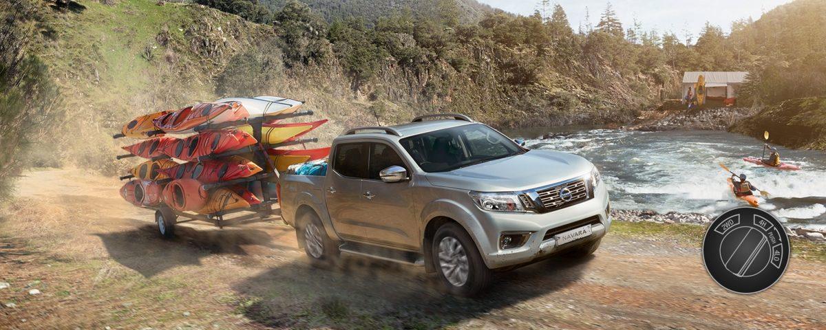 2018 Nissan Navara   4WD and Towing Capabilities   Nissan