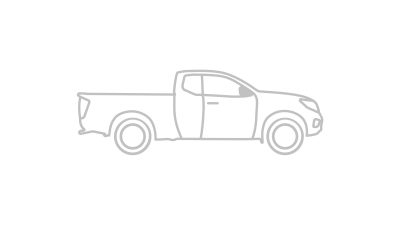 Illustration d'une King Cab Nissan NAVARA