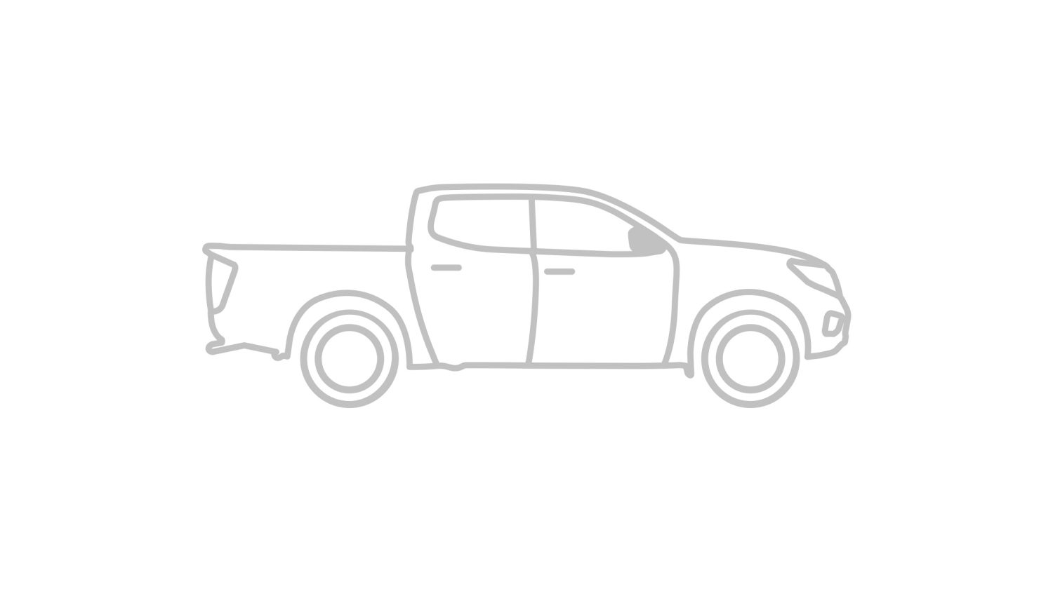 Illustrazione Nissan NAVARA Double Cab