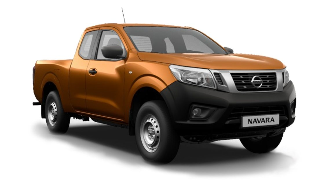 Nissan Navara N-Connecta King Cab