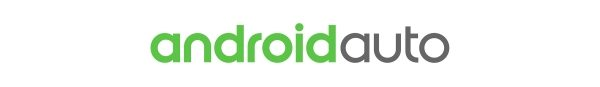 Logotipo Android Auto