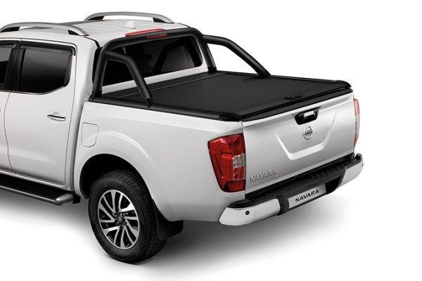 Nissan Navara roll cover