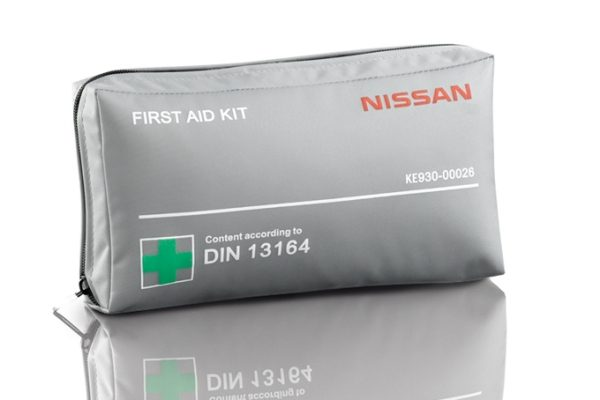 nissan first aid kit