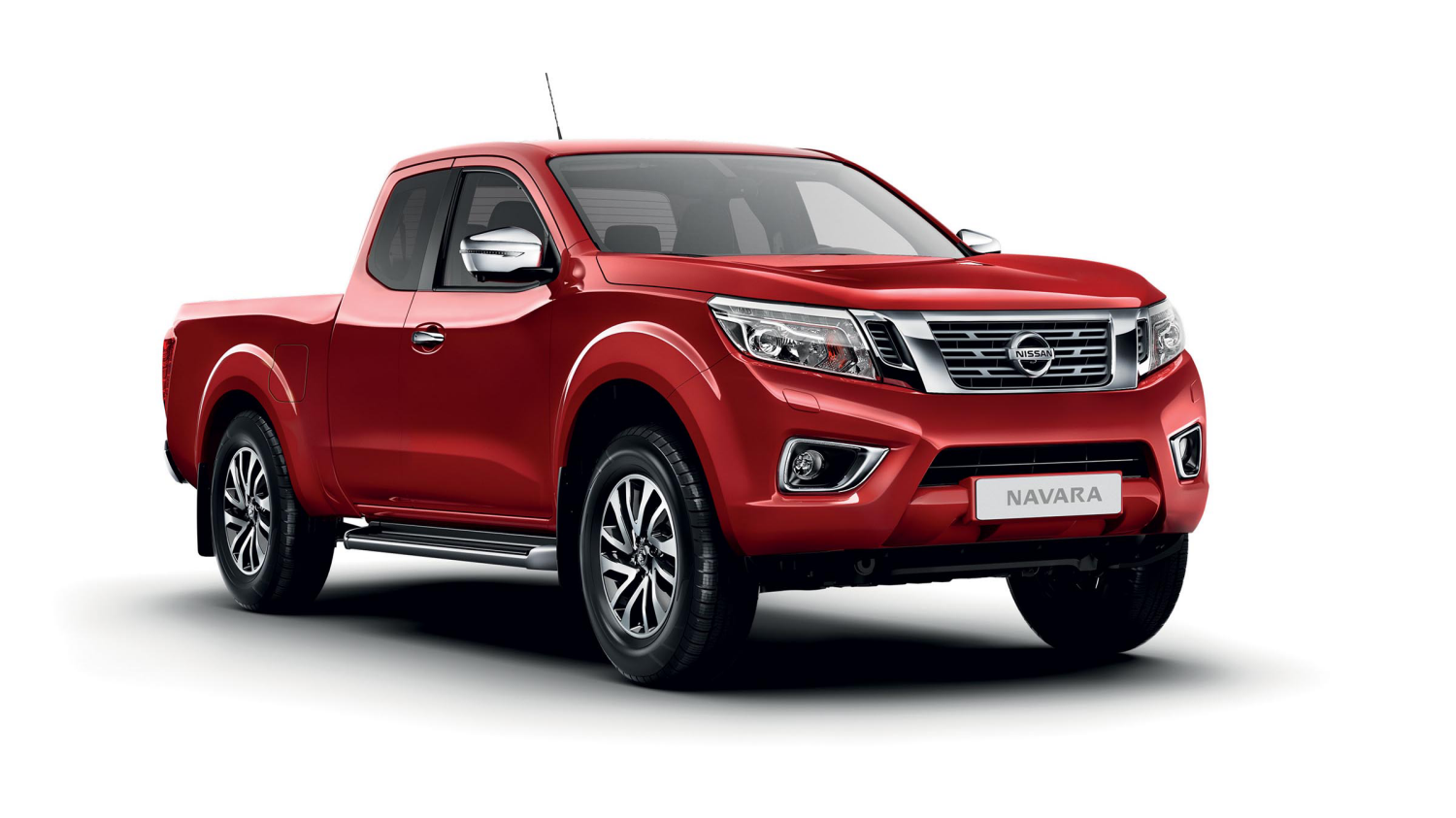 Nissan NP300 NAVARA N-Connecta - 3/4 front view