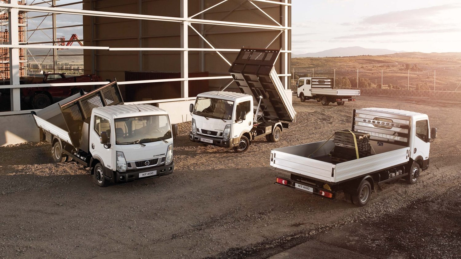 Nissan NT400 Cabstar - Programma Business ready