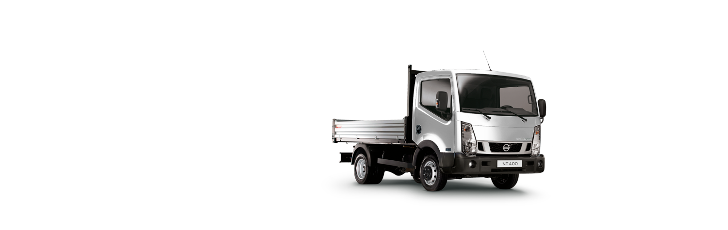 NT400 Cabstar - PLATA DIAMANTE