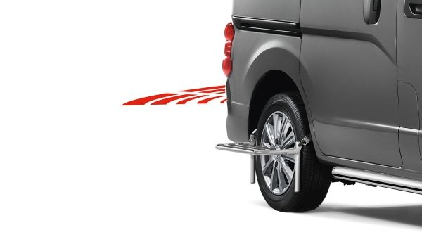 Nissan NV200 - Safety - Rear parking system