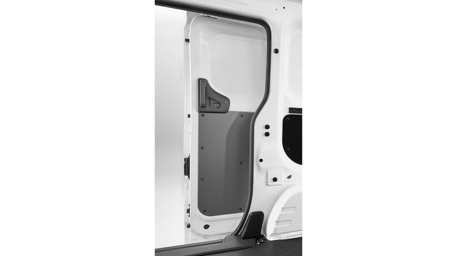 Nissan NV200 - Interior - Sliding door plastic protection (lower protection 2 parts)