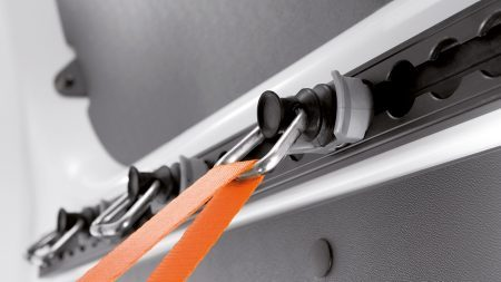 Nissan NV200 - Interior - Utility hook