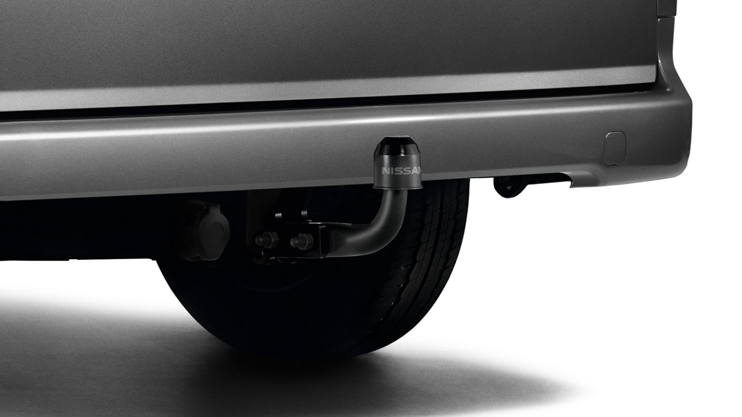 Nissan NV200 - Transportation - Fixed towbar