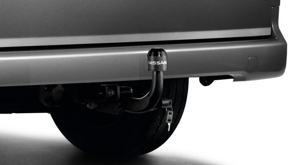 Nissan NV200 - Transportation - Removable towbar
