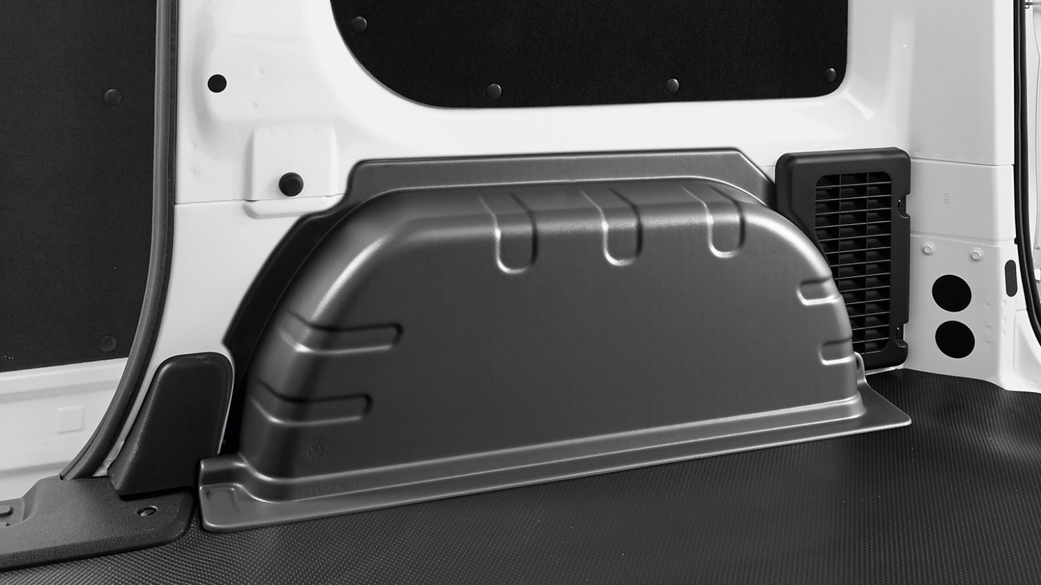 Nissan NV200 - Interior - Wheel arch plastic protection