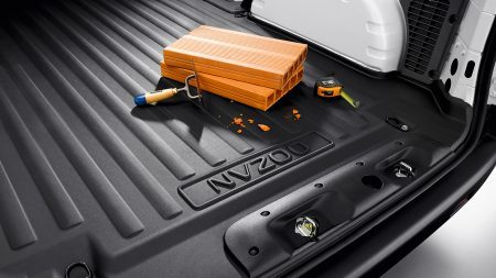 Nissan NV200 - Interior - Plastic floor protection