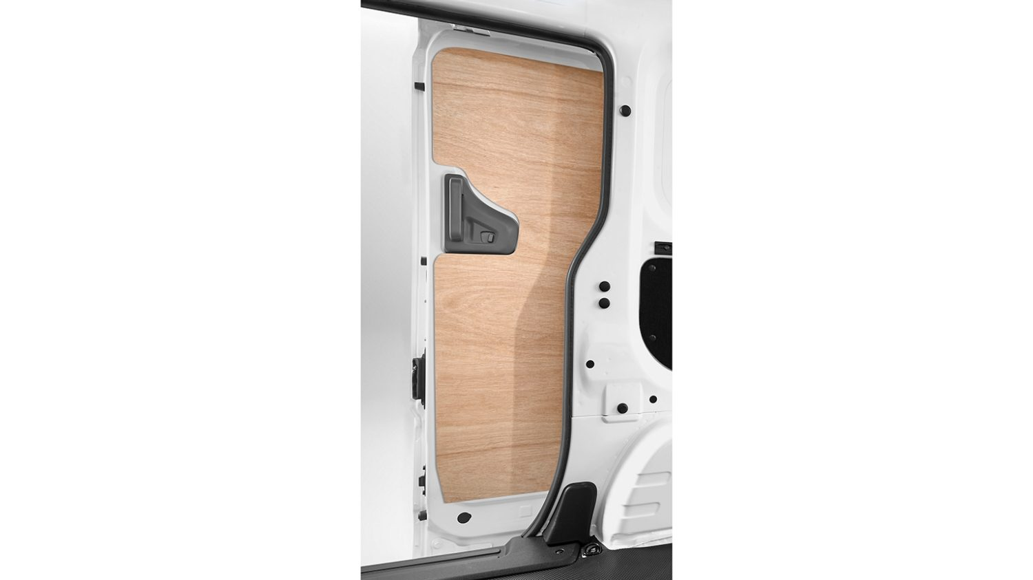 Nissan NV200 - Interior - Sliding door wood protection panel